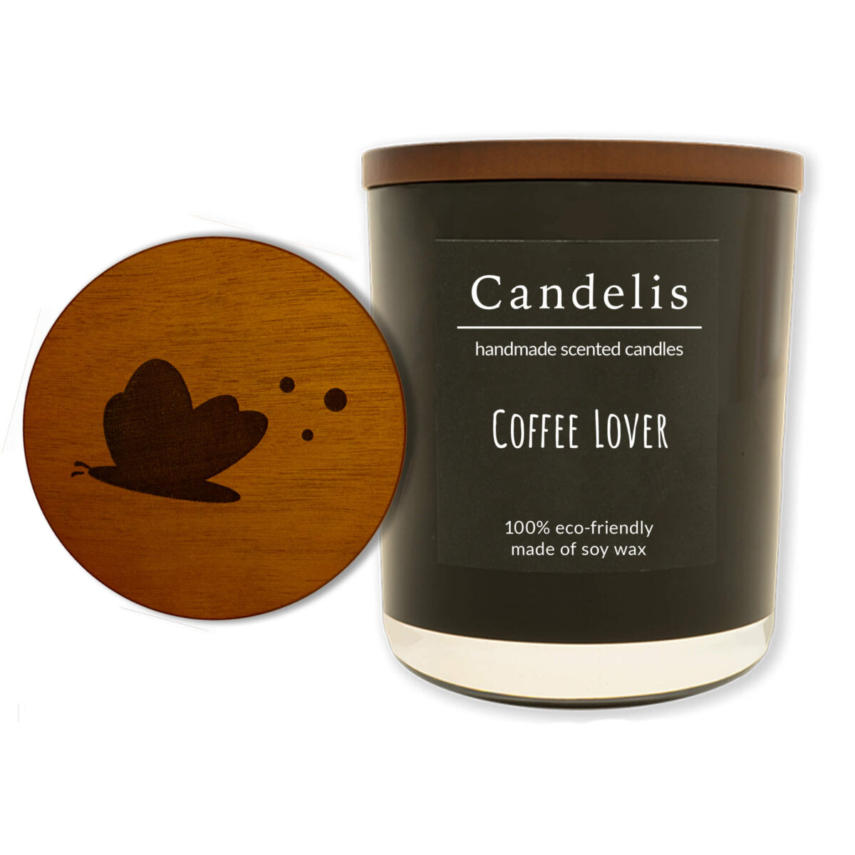 Coffee Lover zwart collectie single