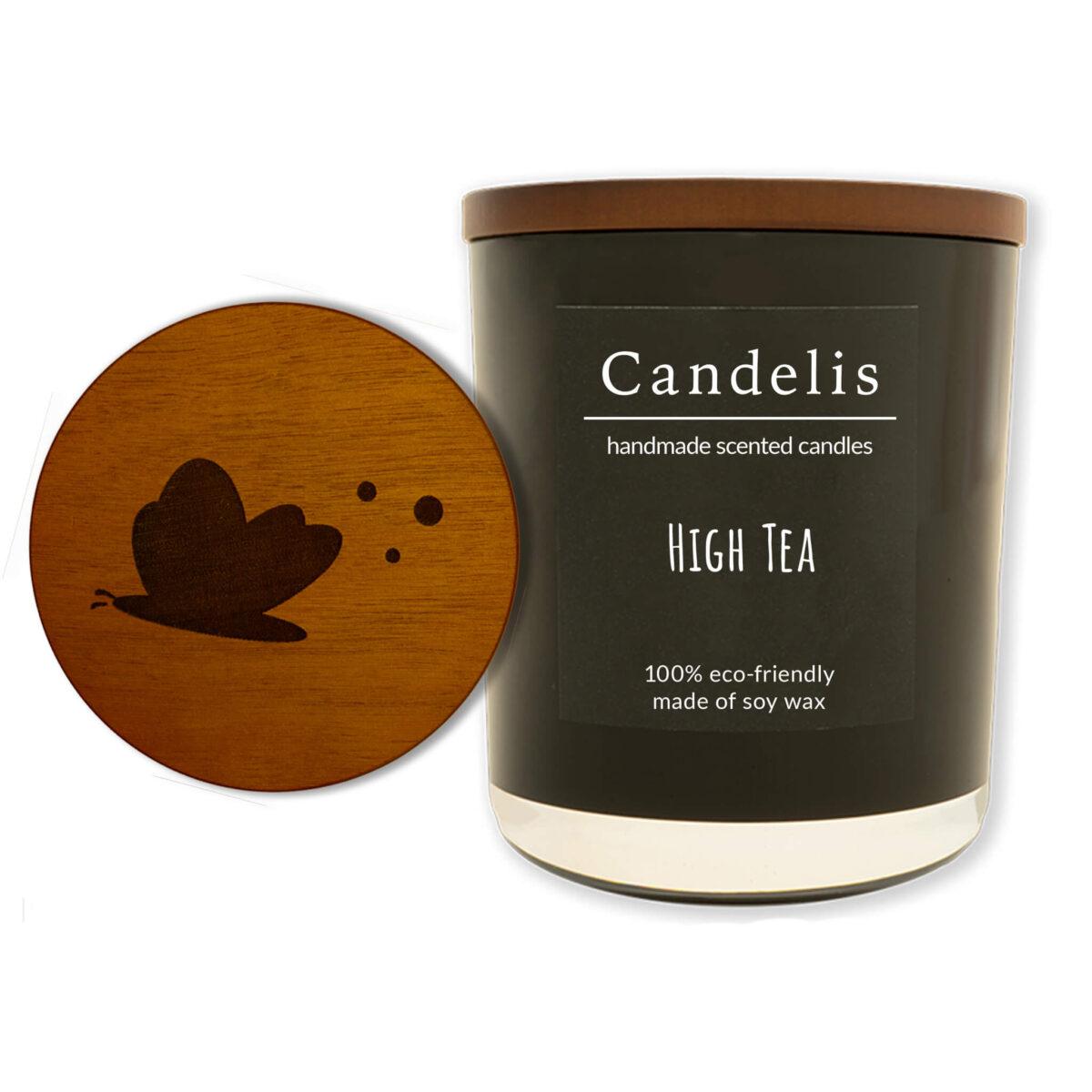 High Tea zwart collectie single