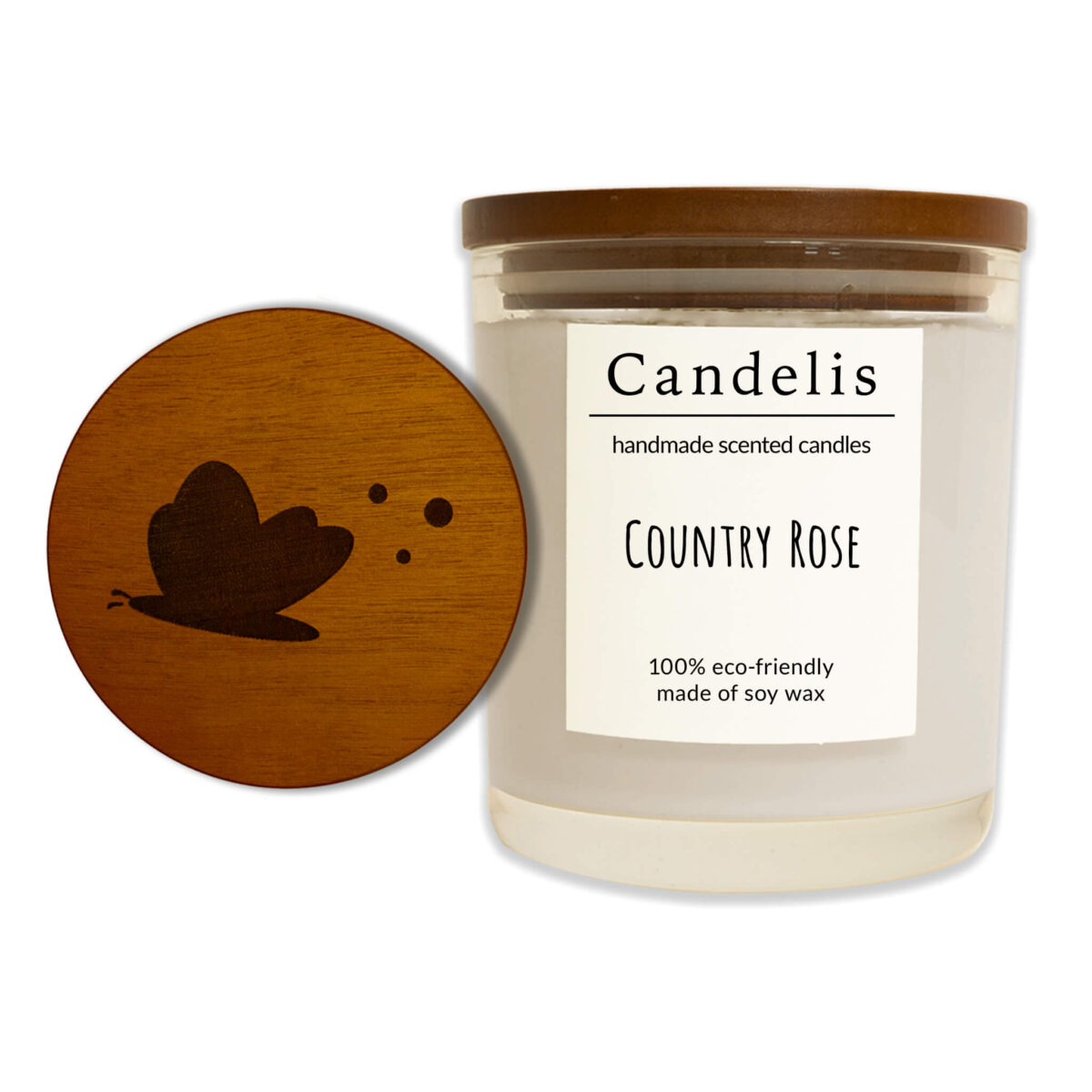 Country Rose basis collectie single