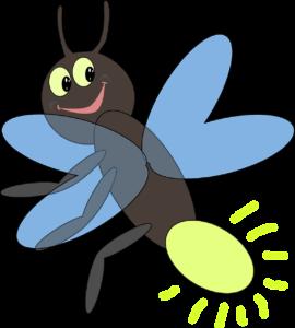 vuurvlieg lichtgevend achterlijf